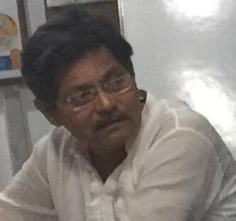 জনাব এ কে এম সাফায়েত আলম