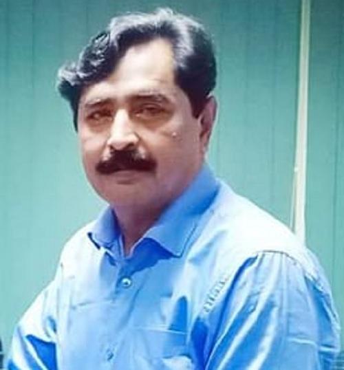 জনাব আলি মুনসুর বাবু