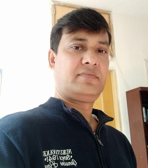 জনাব এস.এম. তারিকুজ্জামান তারেক